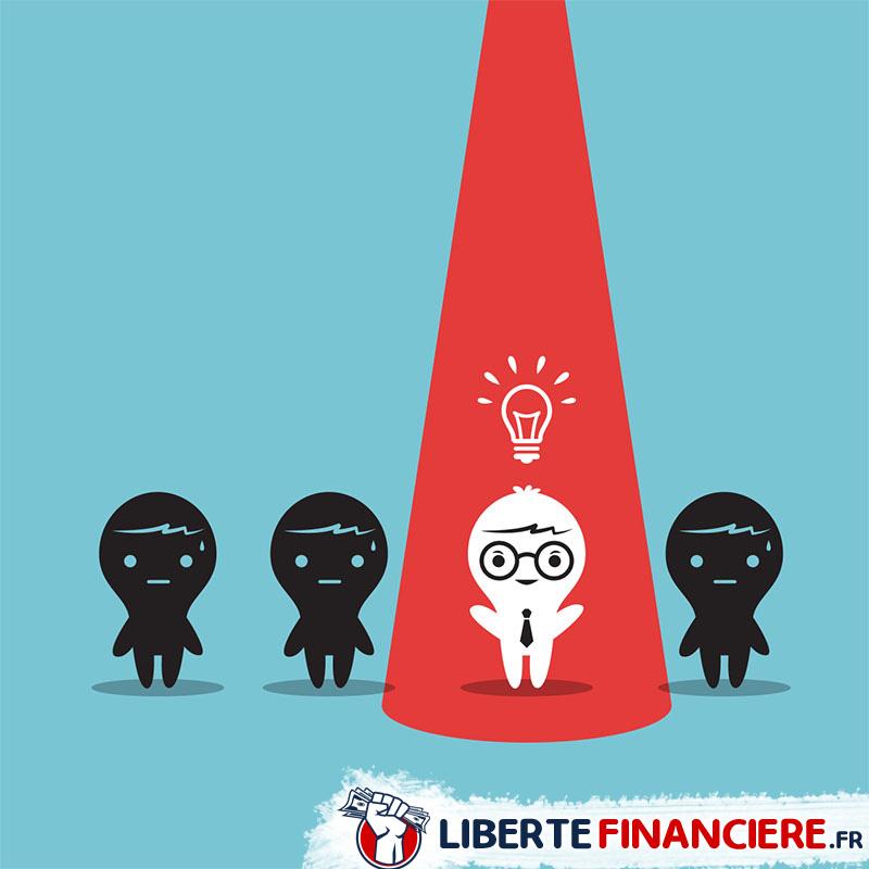 Atteindre sa liberté financière