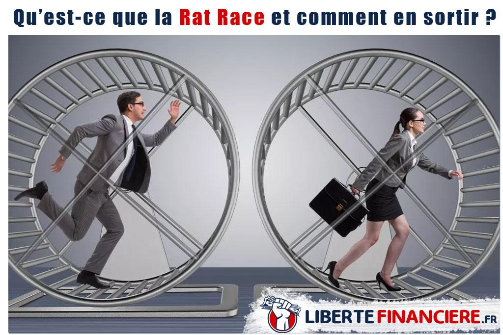 Qu'est-ce que la 'Rat Race' et comment en sortir ?