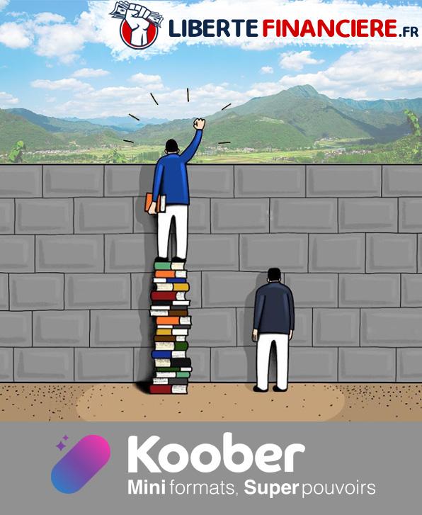 Résumés de livres avec Koober