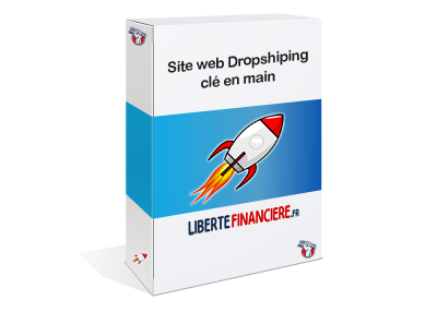 Service création site web dropshipping