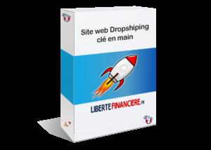 Service création de site internet dropshipping