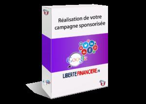 Campagnes sponsorisées réseaux sociaux